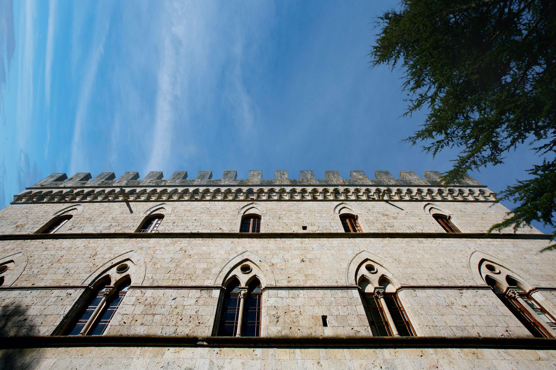 La storia - Castello La Poderina